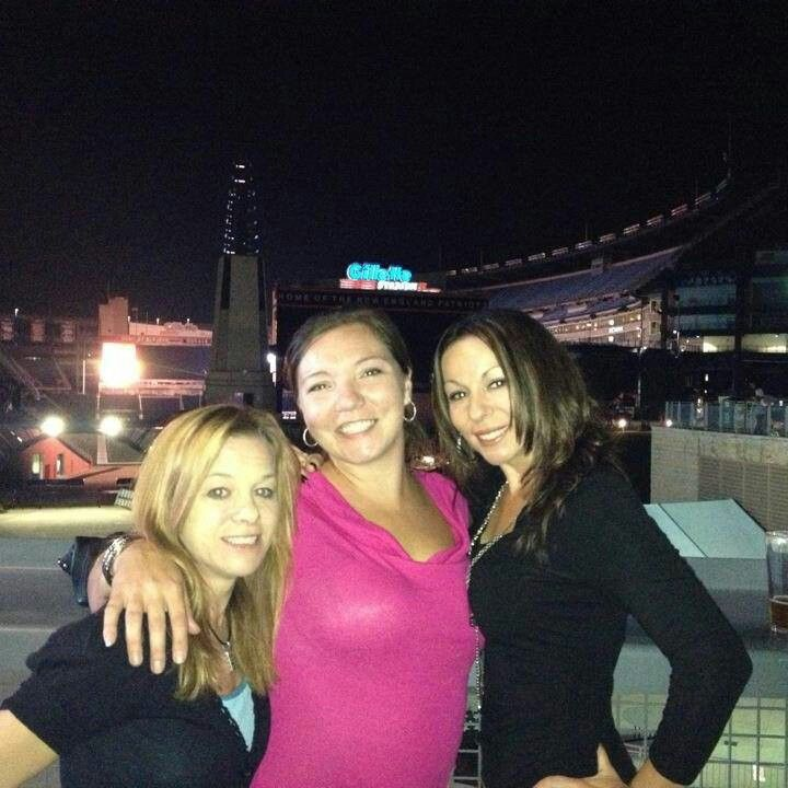 Jessica,Shelley and Tammy