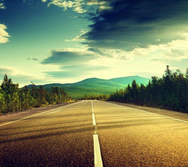 Never Ending Beautifull Road