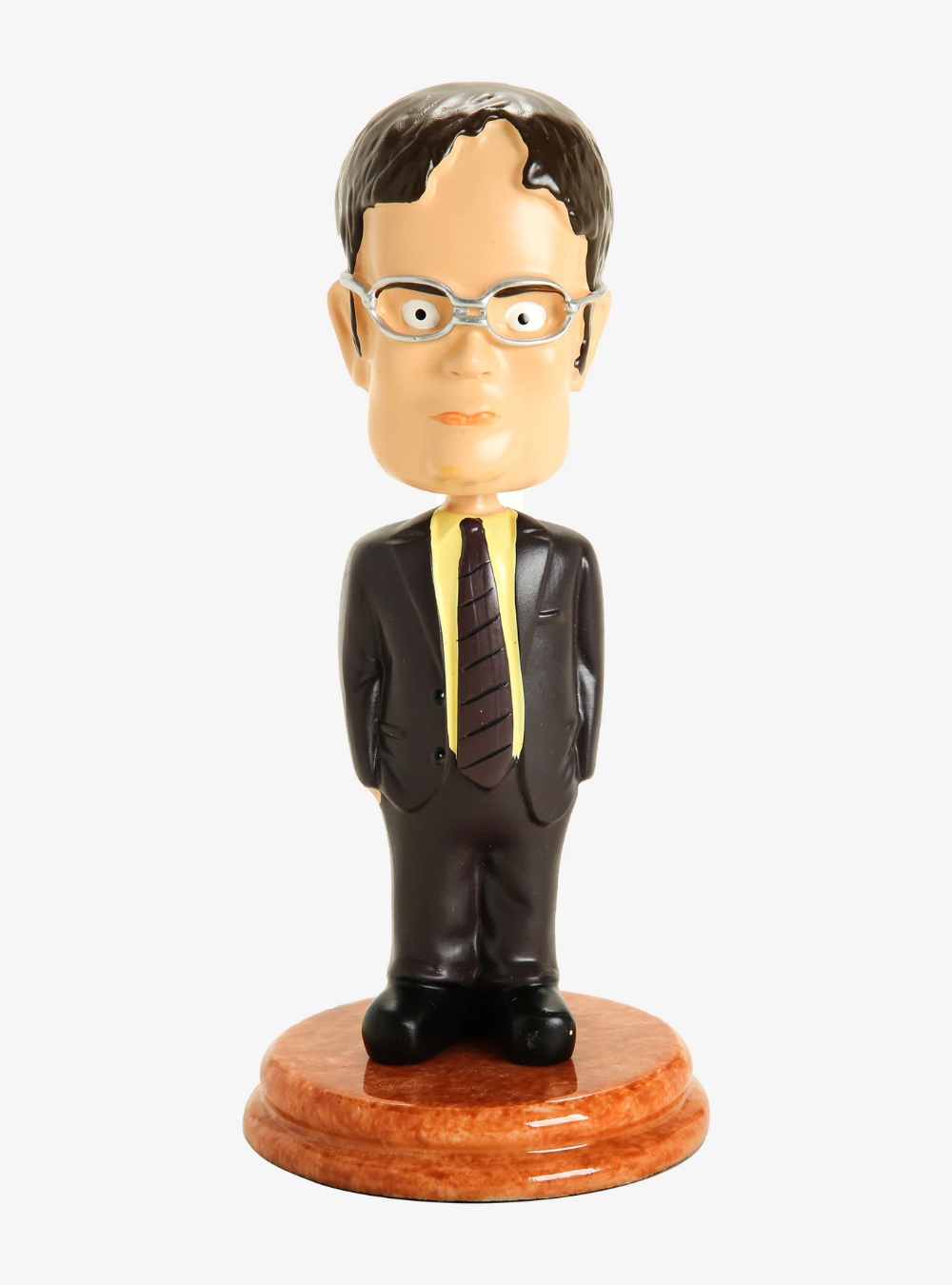 The Office Dwight Schrute Bobble Head The Office Dwight Bobble Head Dwight Schrute Bobblehead