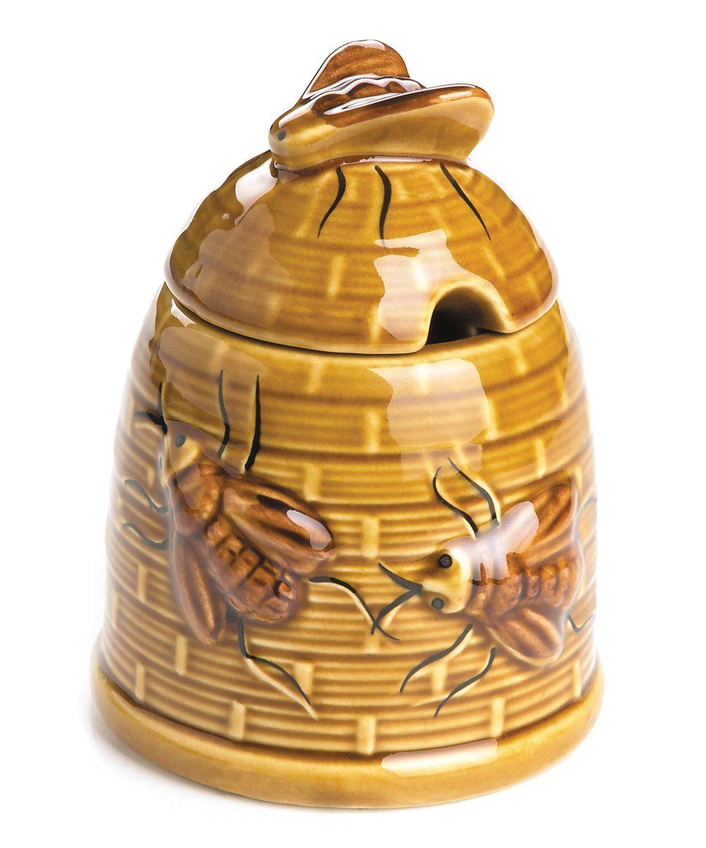honey jar | zulily | for the kitchen | pinterest | bees, kitchen