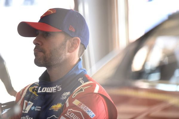 Jimmie Johnson Photos - Auto Club Speedway - Day 2 - Zimbio