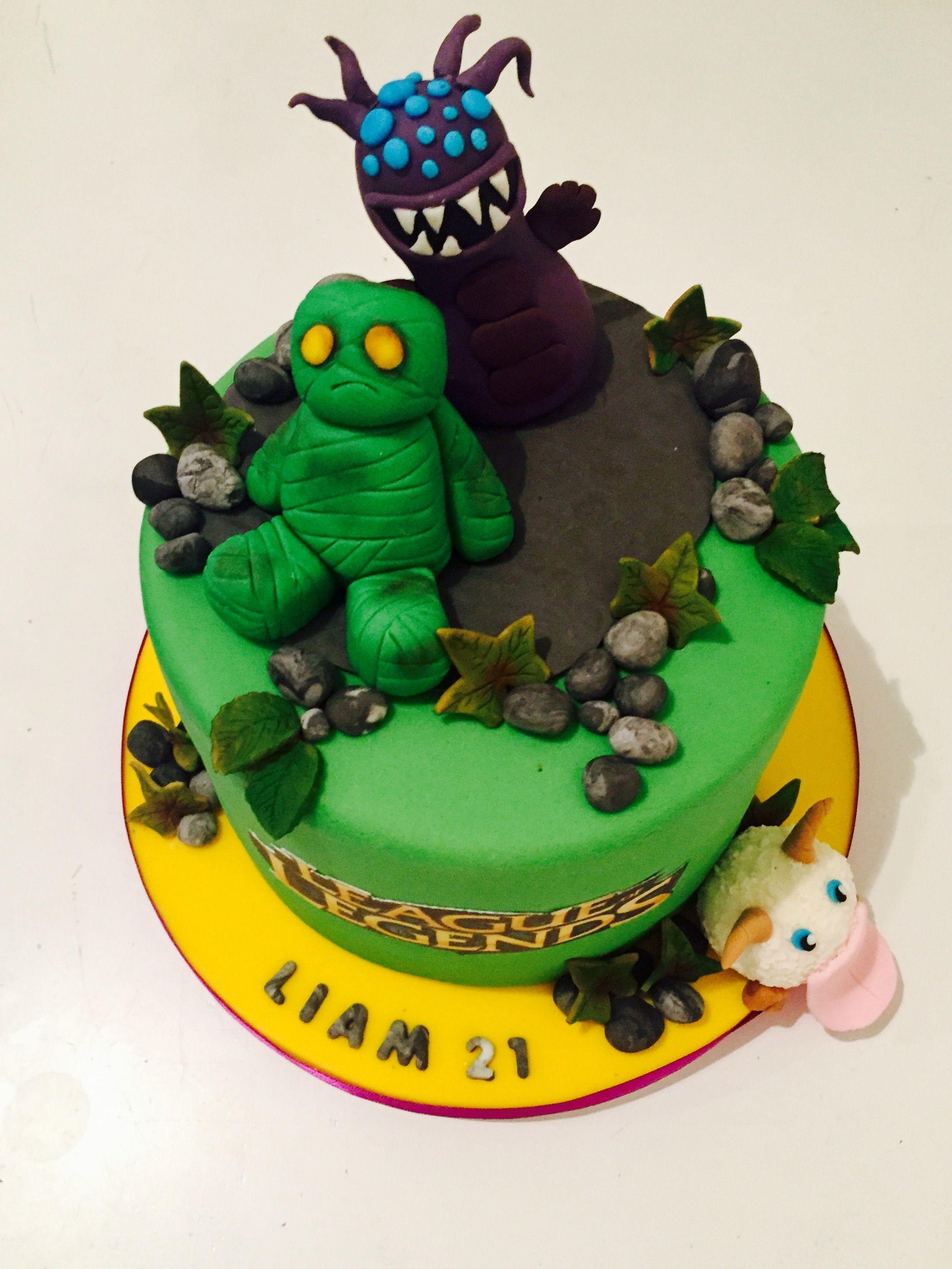 League of Legends cake   Big cakes, Dragon cakes, Cake