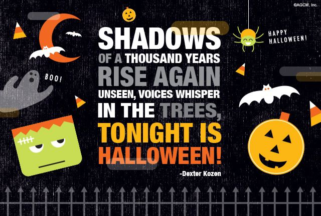 Halloween Picture Quotes | Halloween Quote | Inspired : A Blog From  American Greetings