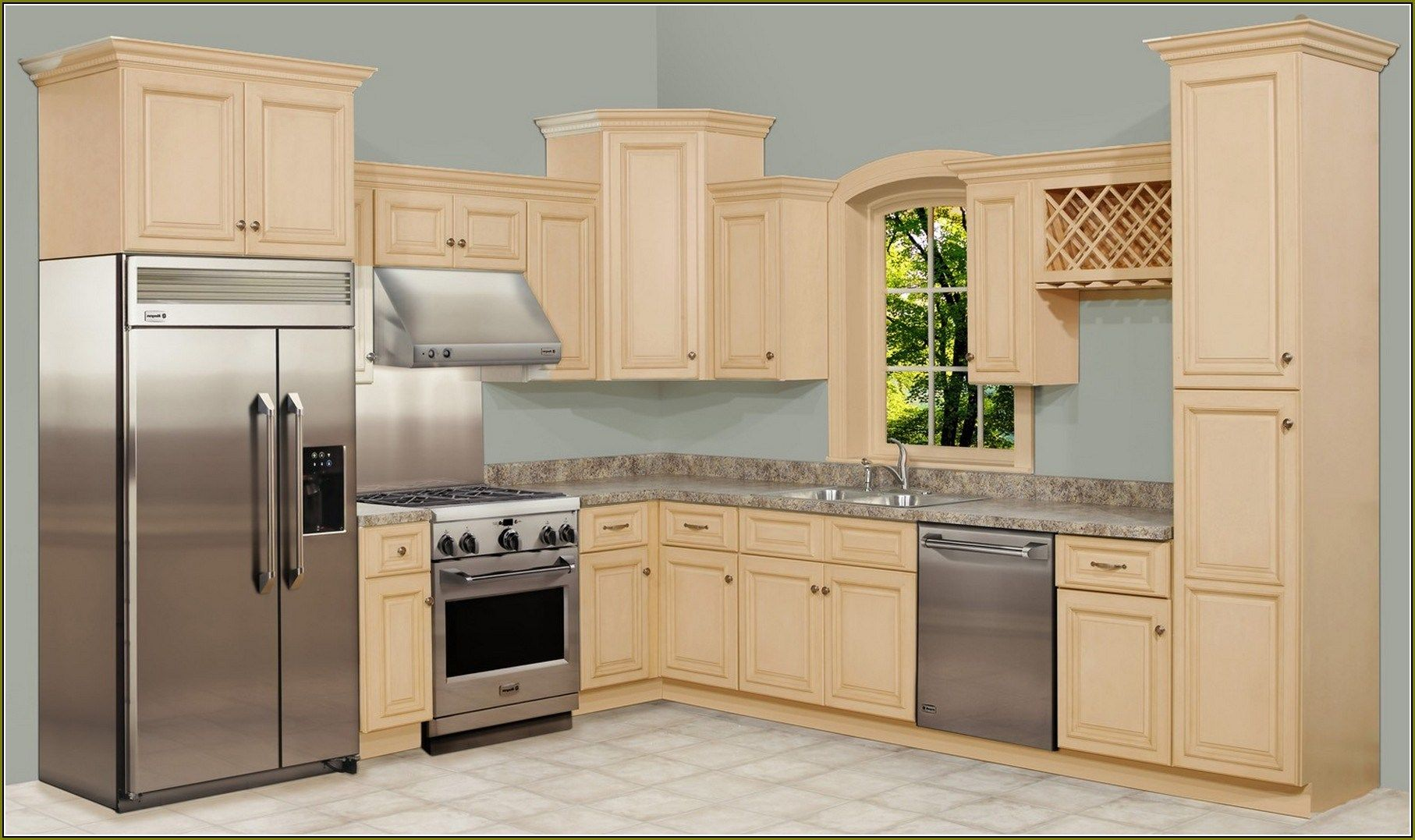 More Click Kitchen Cabinets Door Ideas Styles Kitchen Cabinet