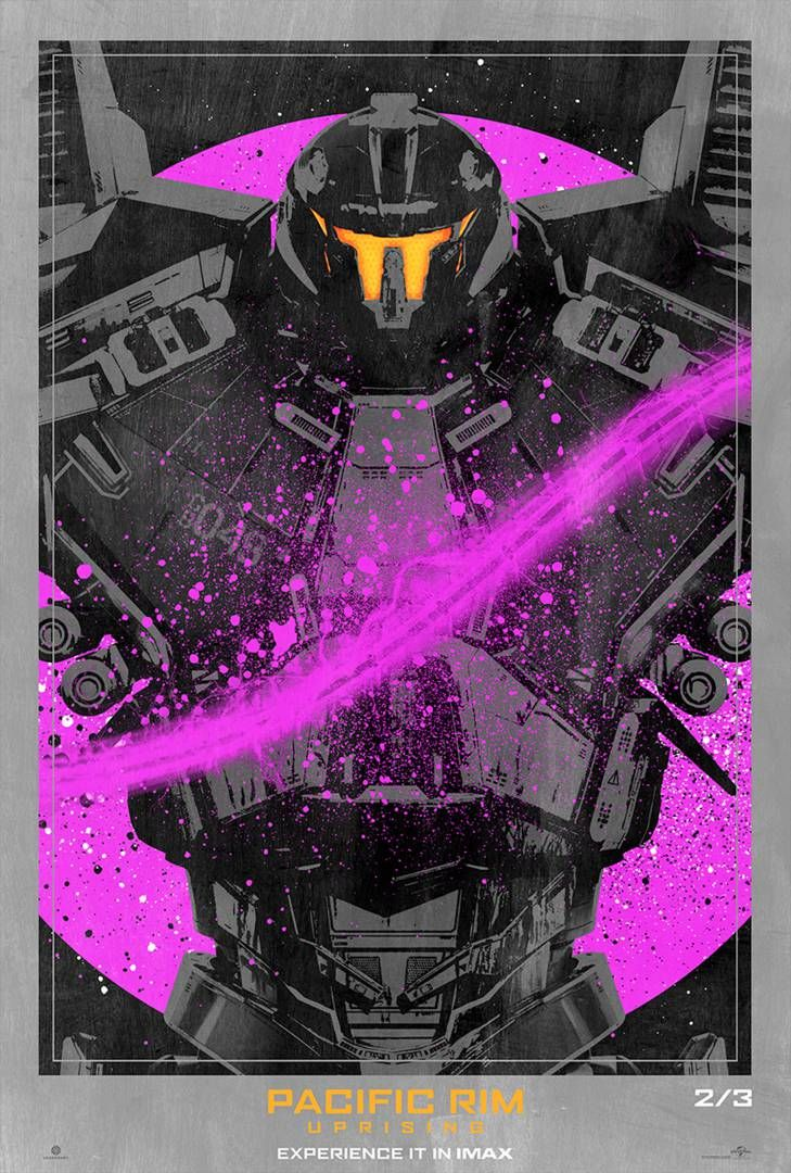 Pacific Rim: Uprising IMAX poster   Movies/TV   Pinterest
