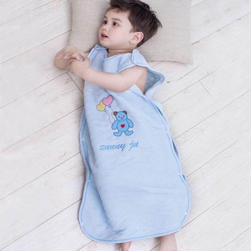 >> Click to Buy << Detachable Child Sleeping Bag Balloon Baby Bear Anti-kick Children's Cotton Sleeping Bag Air Conditioning Room Sleeping Bag #Affiliate