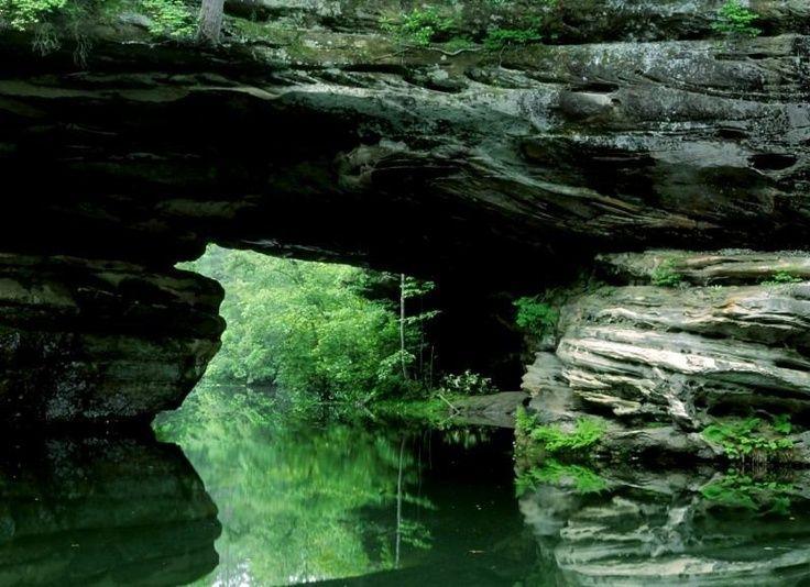 Natural Bridge, Tennessee
