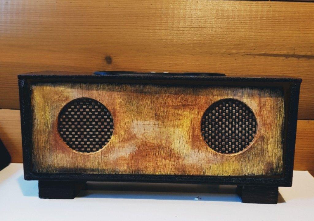 Diy portable wireless speaker   Wireless speakers portable ...