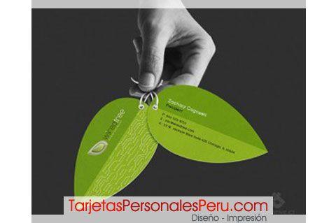 Modelos de Tarjetas de Presentacion | TarjetasPersonalesPeru.com