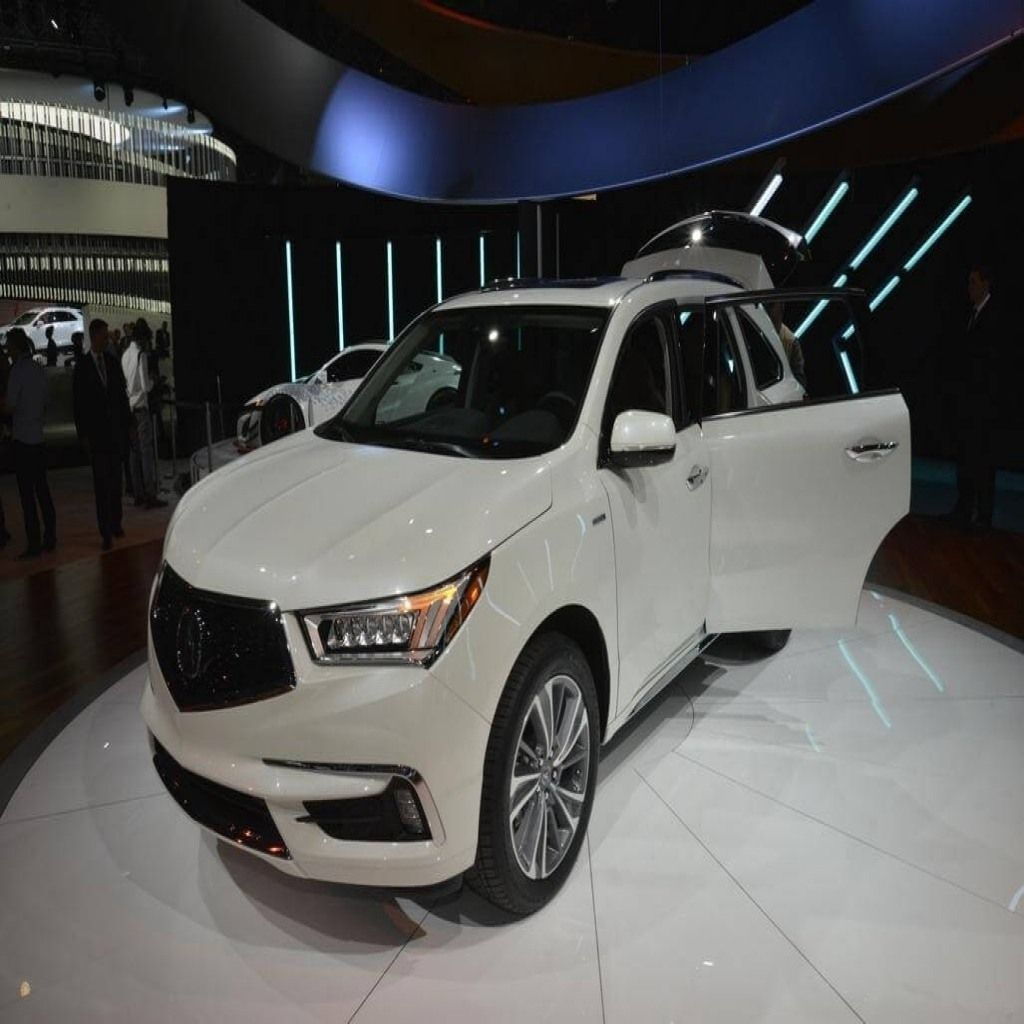 2019 Acura Mdx Towing Capacity First Drive