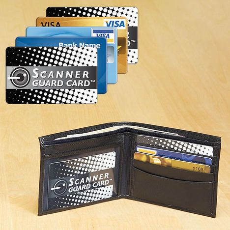 Scanner Guard Card™ $11.99
