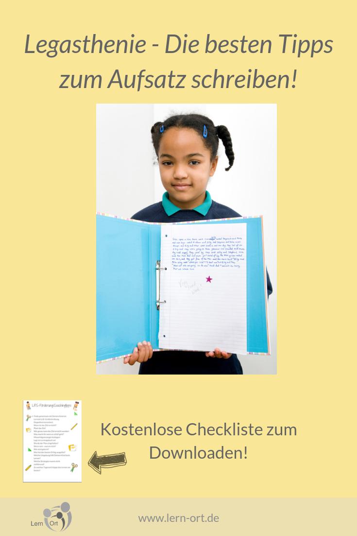 Legasthenie - LRS: So helfen Sie Ihrem Kind! (German Edition)