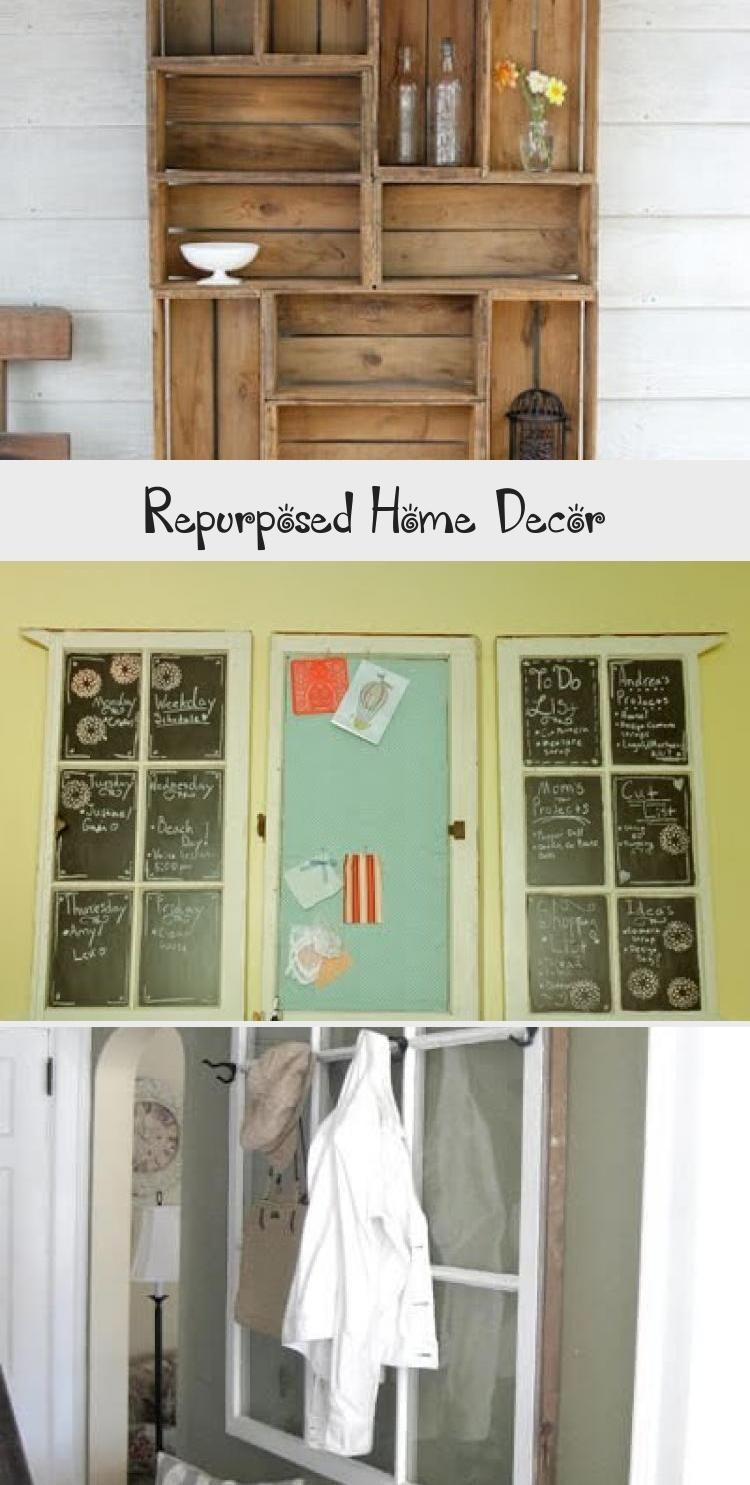 There's nothing like the thrill of the hunt for a fabulous yard sale or thrift store find. I love DIY projects and repurposed home decor. It is amazing to see what creative people can come up with using salvaged items that would have otherwise been thrown away. Here are some makeovers I'm loving right now. …  #UniqueHomeDecor #SouthernHomeDecor #HomeDecorDecoracion #RetroHomeDecor #GothicHomeDecor