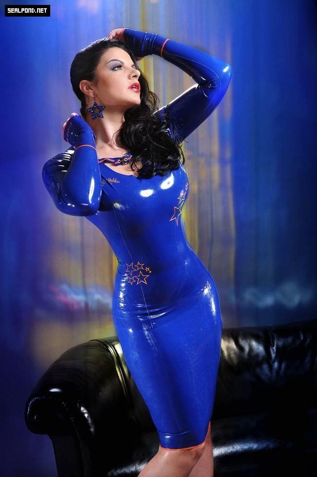 Hot women in lust in latex