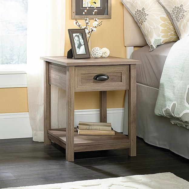 Sauder County Line Night Stand/Side Table  alternate image