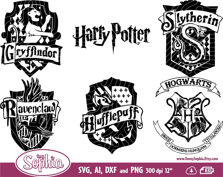 Pin By Eva Kowalik On Alicias Shirt Harry Potter Houses Crests Harry Potter Houses Harry Potter Hogwarts Houses