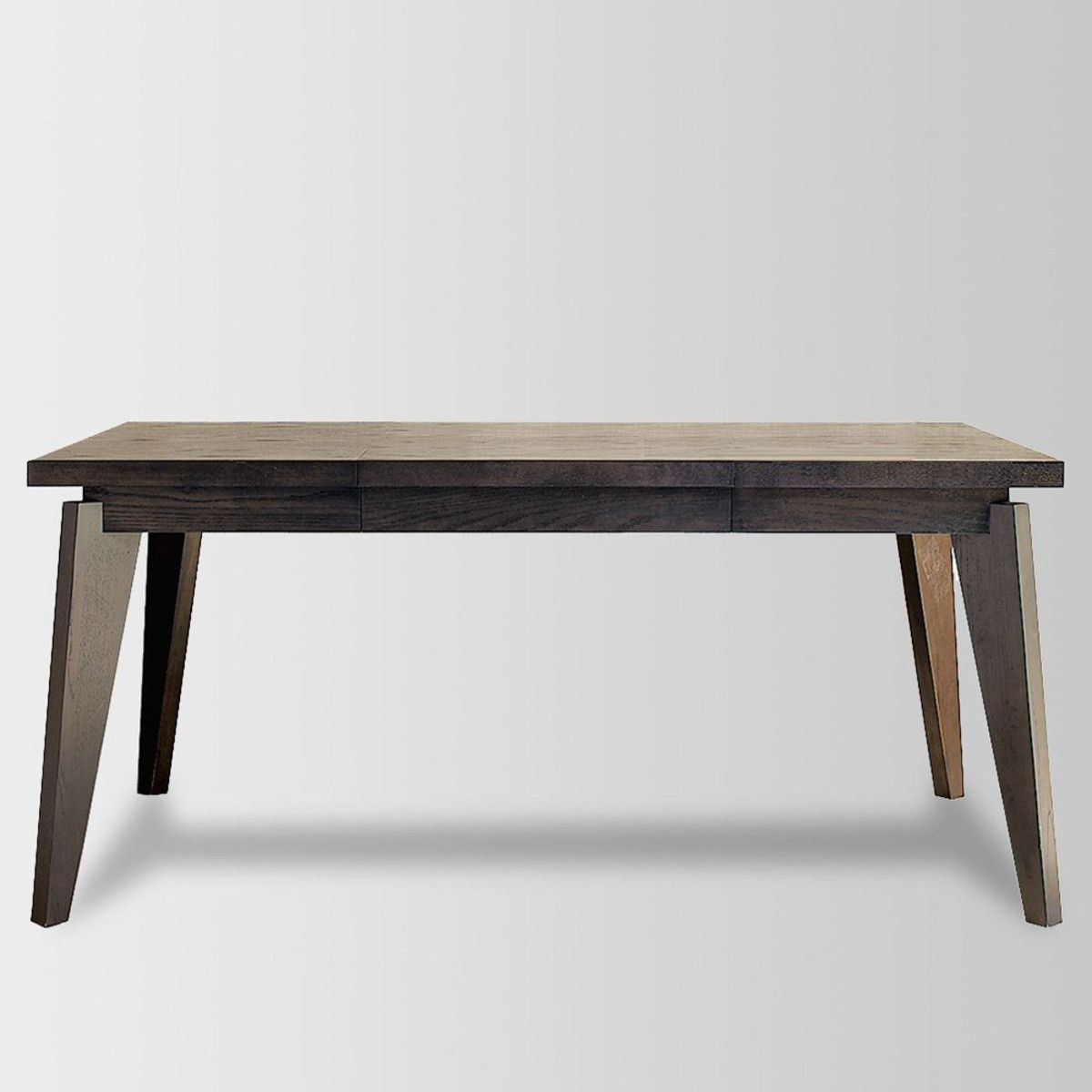 Angled-Leg Expandable Table West Elm $899 | Interiors
