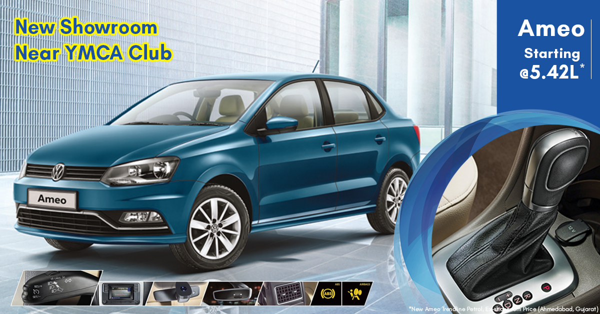 Want To Know Starting Price Of Volkswagen Ameo Car And Look At All
