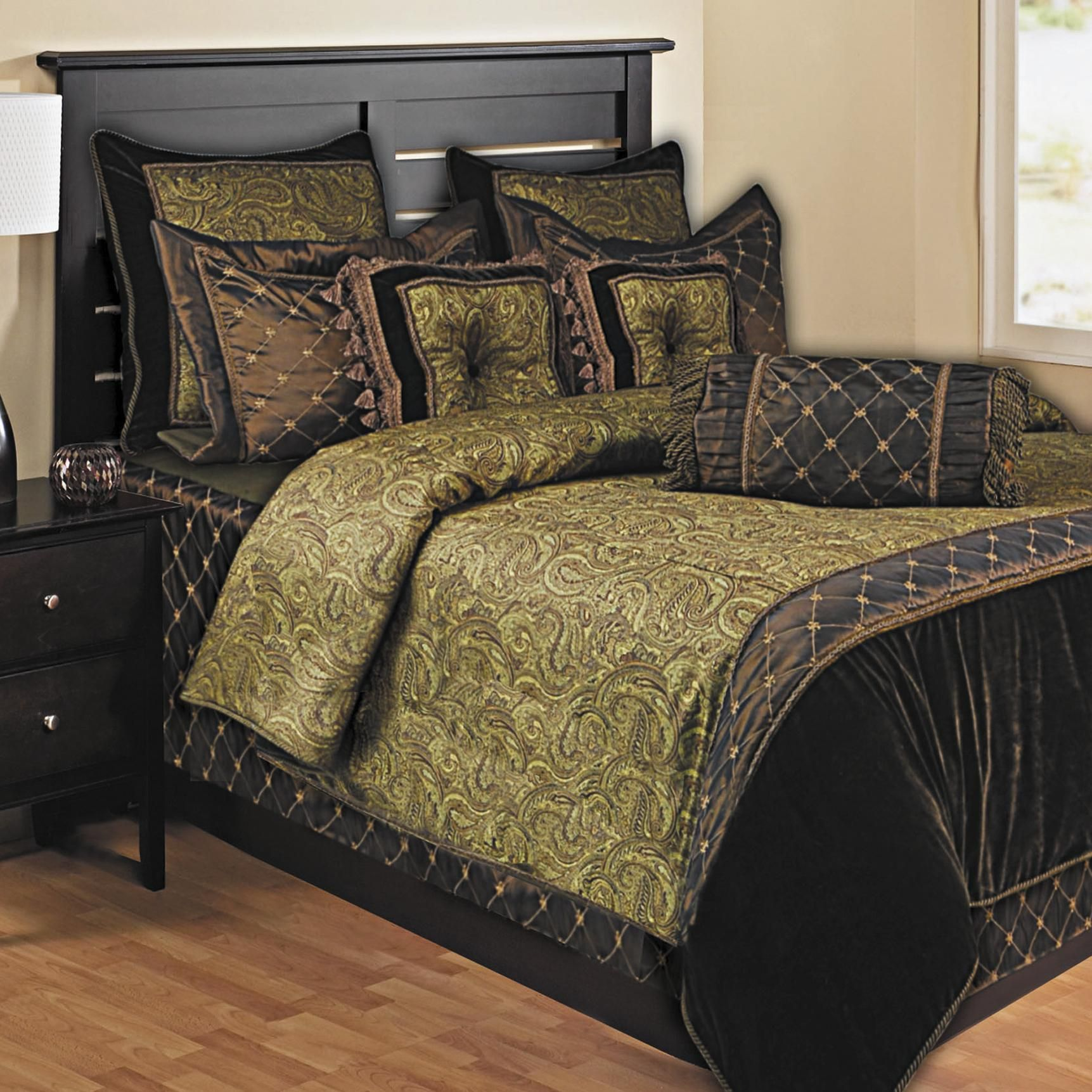 kathy ireland estate classic bedding set i thinking itu0027s time for new master bedding