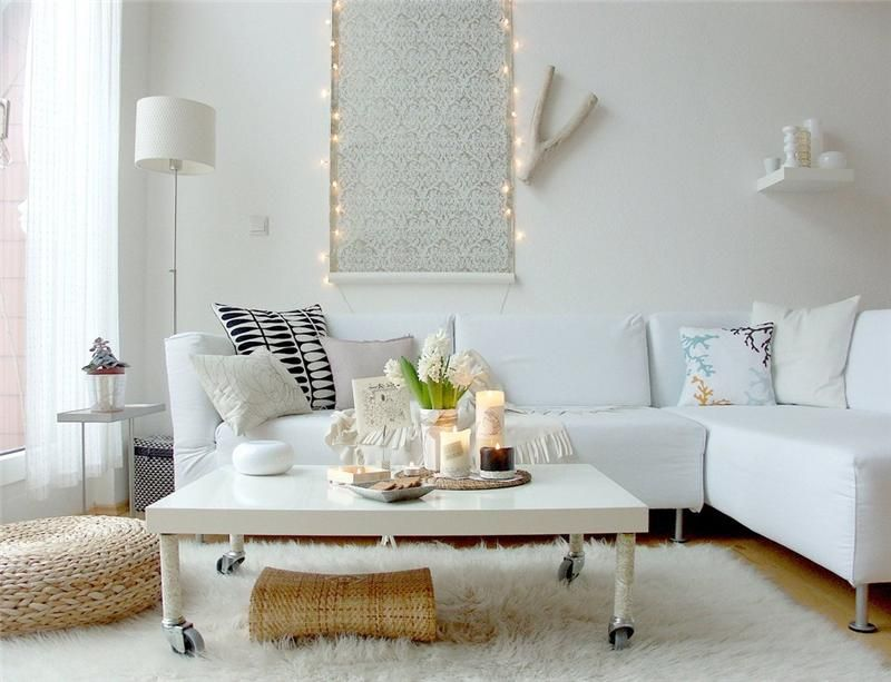 Deco Salon Blanc Et Noir. Elegant Dco Salon Gris Et Blanc Photos ...