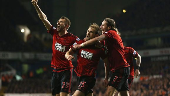 Tottenham 1-1 West Brom: Dawson Goes From Zero to Hero to Crush Spurs' Title Dreams