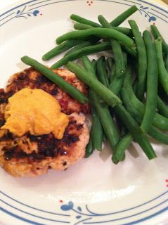 Fabulously Fit and Fearless: Homemade Turkey Burgers