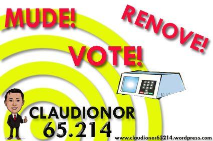 #Claudionor65214  #eleicoes2012  #elections2012  #politica  #campanha