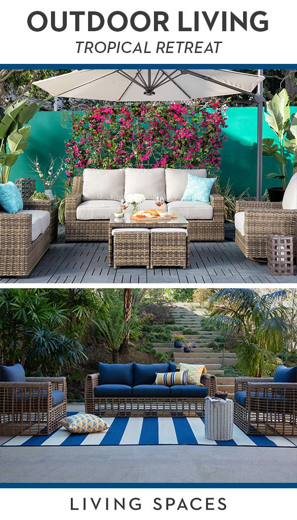 Outdoor Sofas Chairs And Accent Pieces