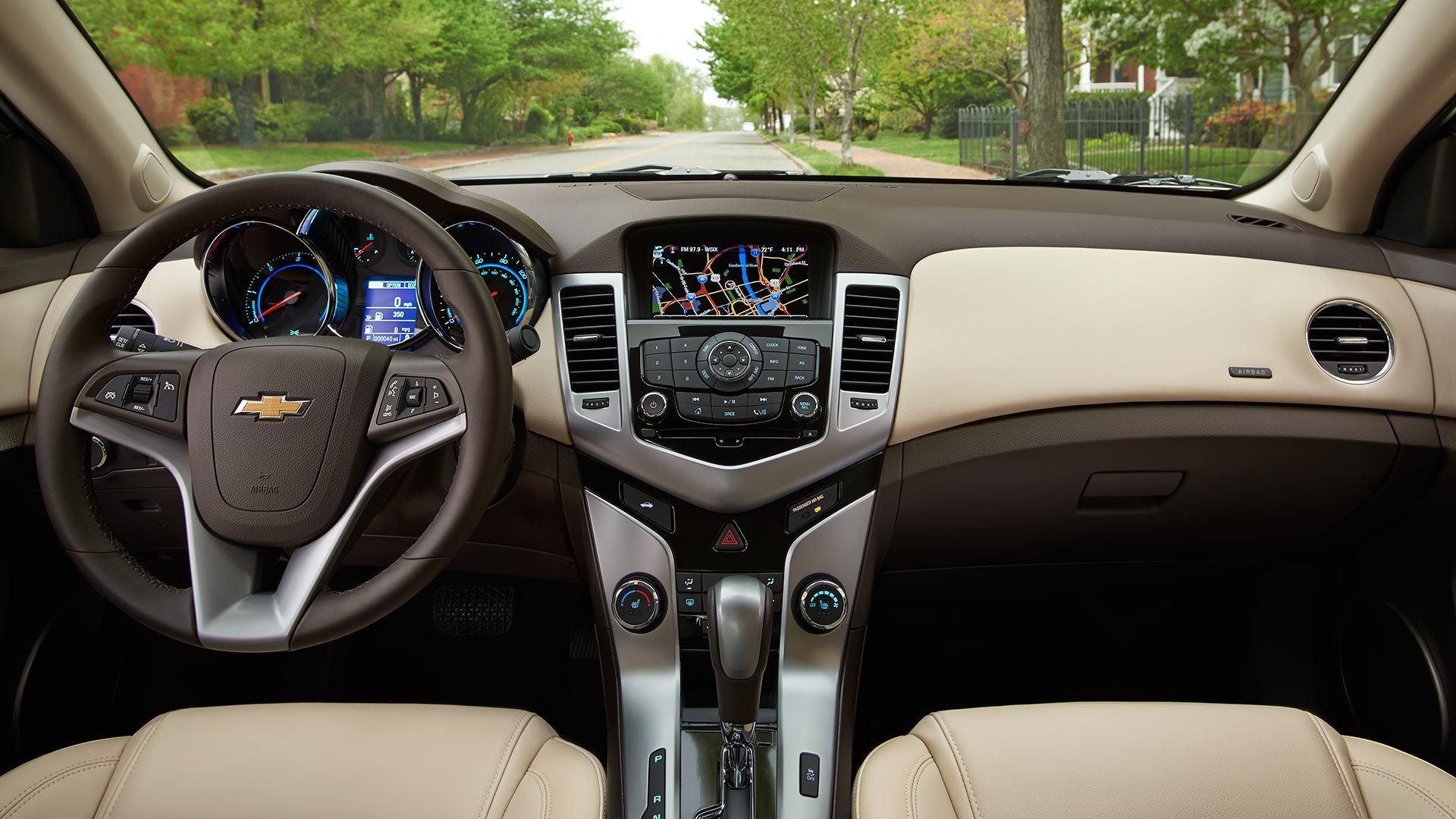 2015 Chevrolet Cruze Interior The Interior Of The 2015 Cruze Is Emasculate Read The Full Review Chevy Cruze Chevrolet Cruze Cruze