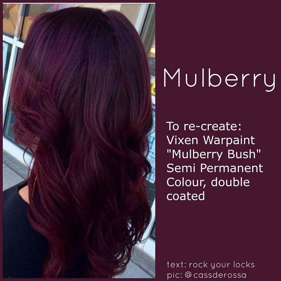 Mulberry Hairstyles Pinterest Hair Hair Styles And Dyed Hair