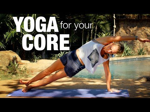 Five Parks Yoga - Yoga for Your Core - YouTube (35 min