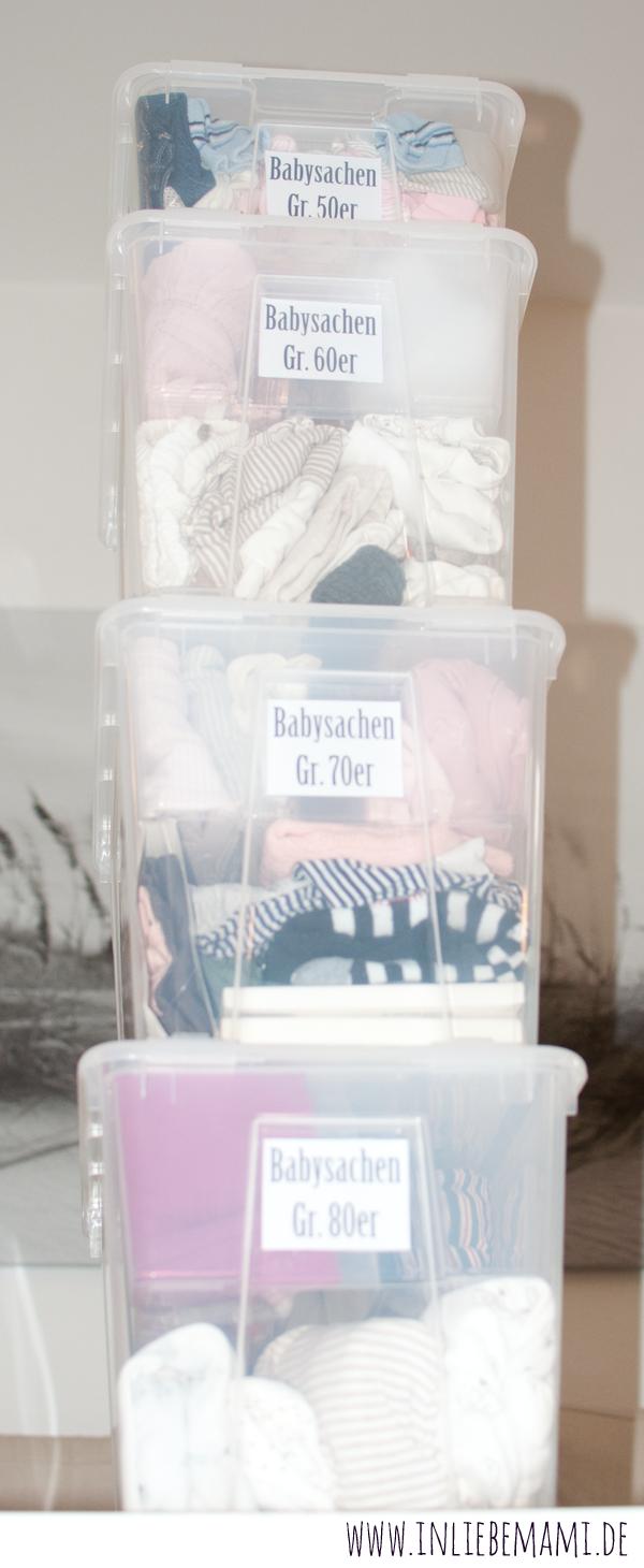 Photo of Babykleidung aufbewahren: Wie man Unmengen an Babykleidung organisiert
