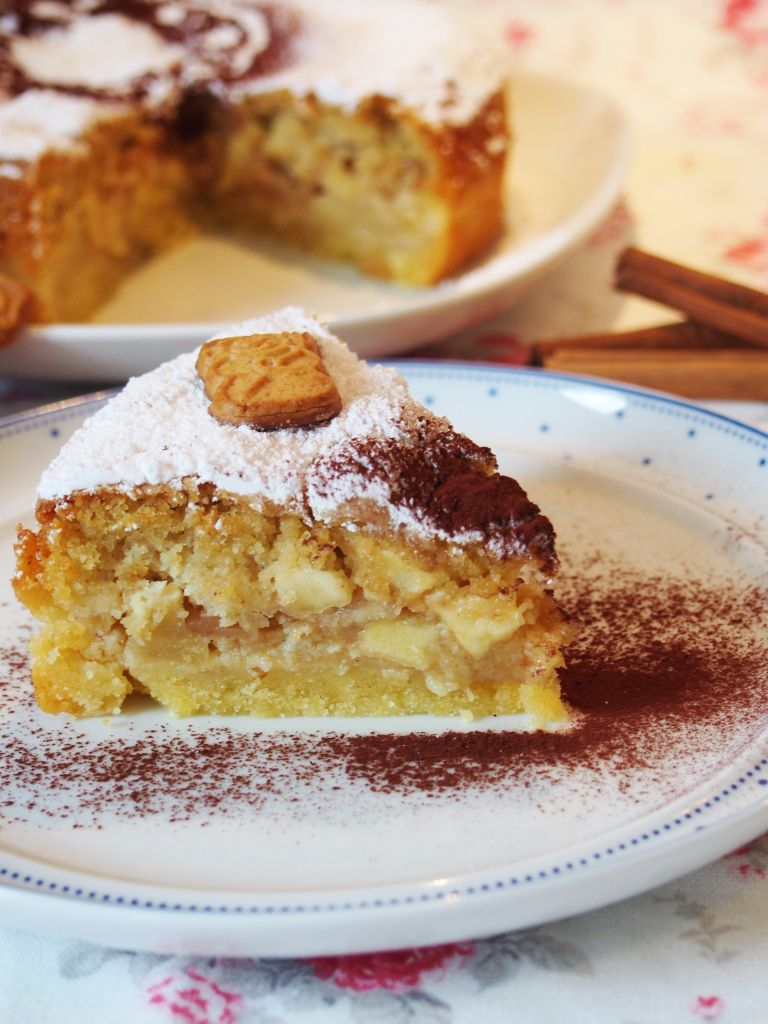 Photo of My dearest or even the world's best? Spiced Apple Cake