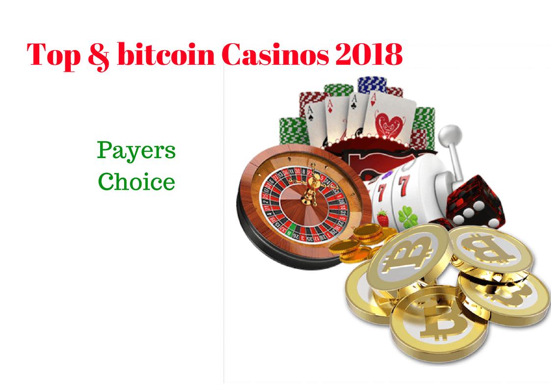 New Bitcoin Casinos 2018