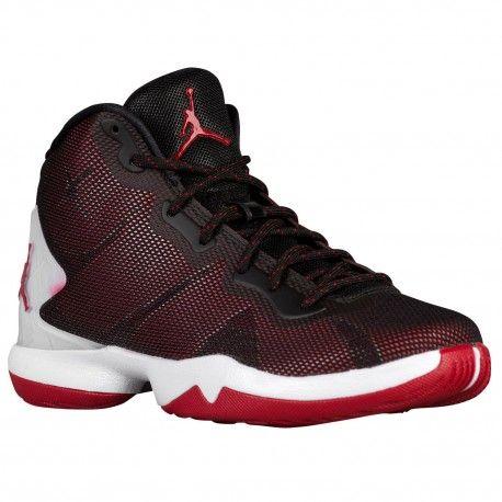 nike jordan 23 shoes,Jordan Super.Fly 4 - Boys' Grade School - Basketball -  Shoes - Black/Gym Red/White/Infrared 23-sku:6893000