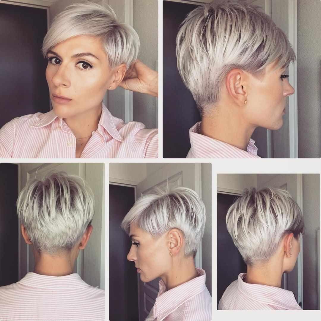 Pin by Cristy Ertel on hair in 2020 | Short hair trends ...