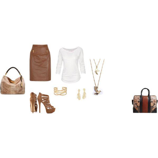 """Office wear"" by lorilnewsome on Polyvore"