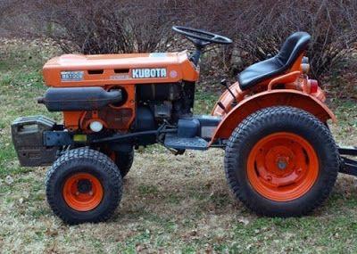 Kubota Service Manual Kubota Models B5100d B5100e B6100d B6100e B6100hst Tractors Kubota Tractors Repair Manuals
