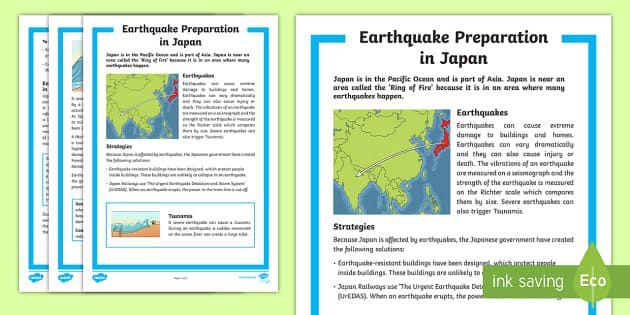 Pin by Helen Mary on japan world art week   Earthquake ...