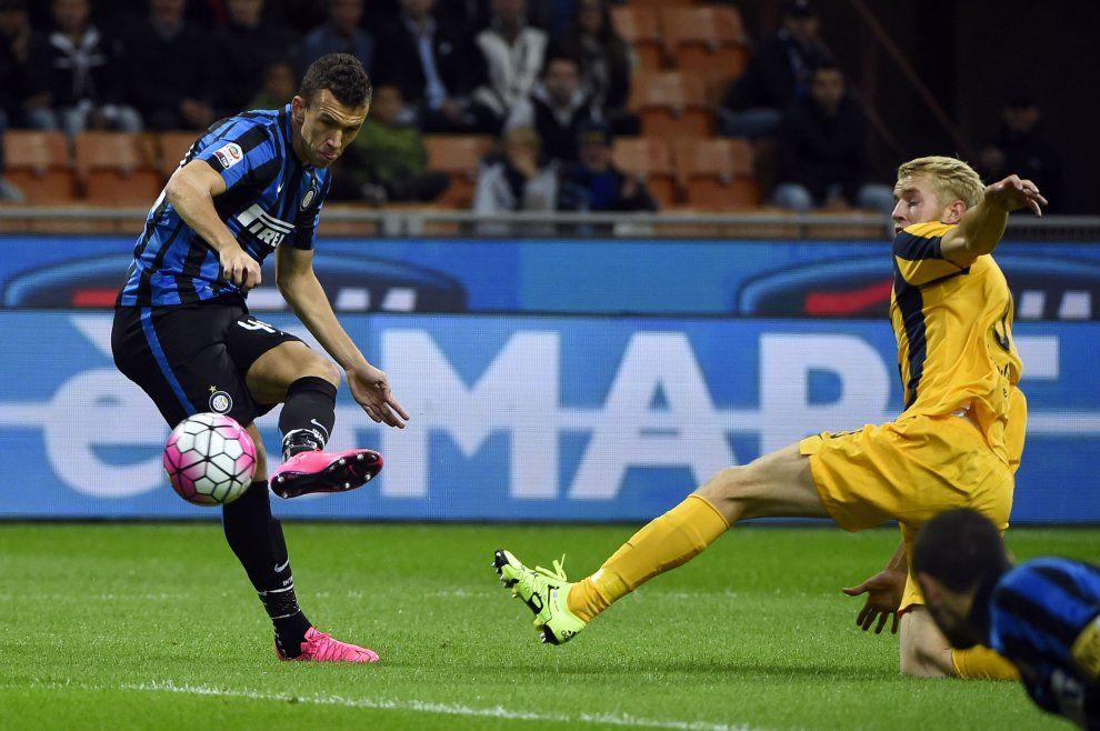 Inter-Verona, il film della partita