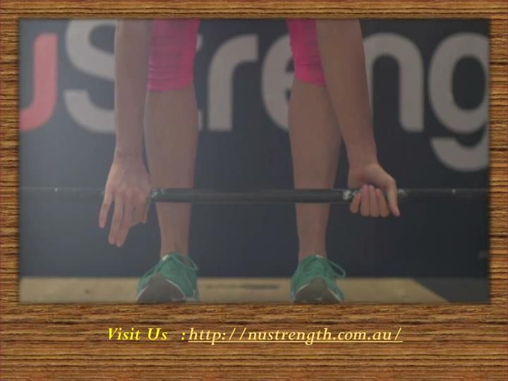 NuStrength will provide various exercise programs that are safe and effective personal training in Brisbane QLD area. With personal training, you employ a professional fitness trainer to provide you with a workout program