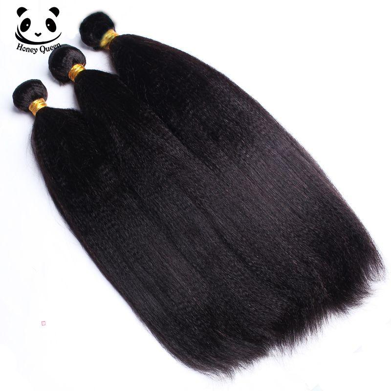 (Buy here: http://appdeal.ru/1mva ) 7A Italian Yaki Peruvian Virgin Hair Straight 3 Pcs Yaki Human Hair Bundles Italian Yaki Straight Human Hair Weave for just US $104.00