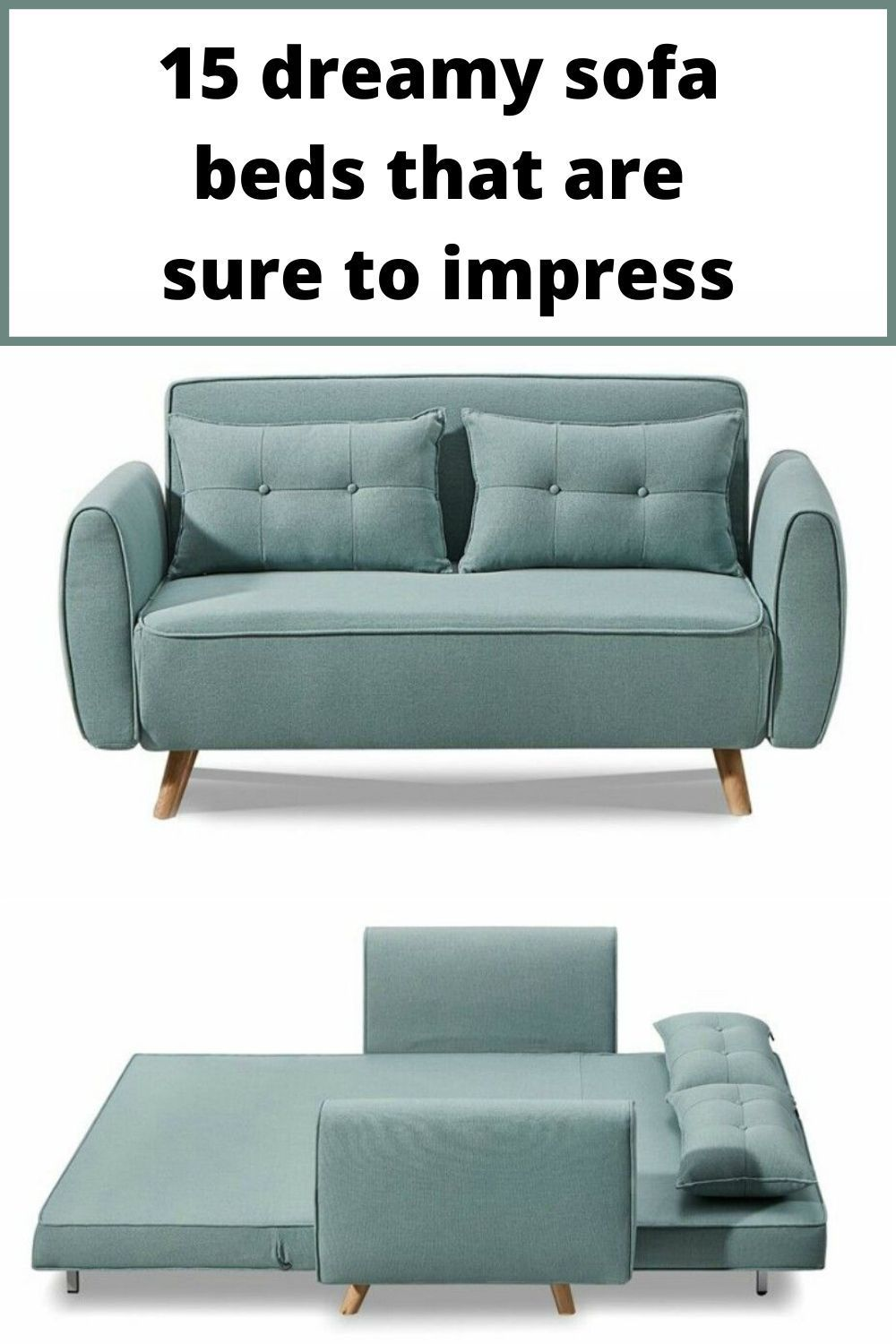 15 dreamy sofa beds that are sure to impress