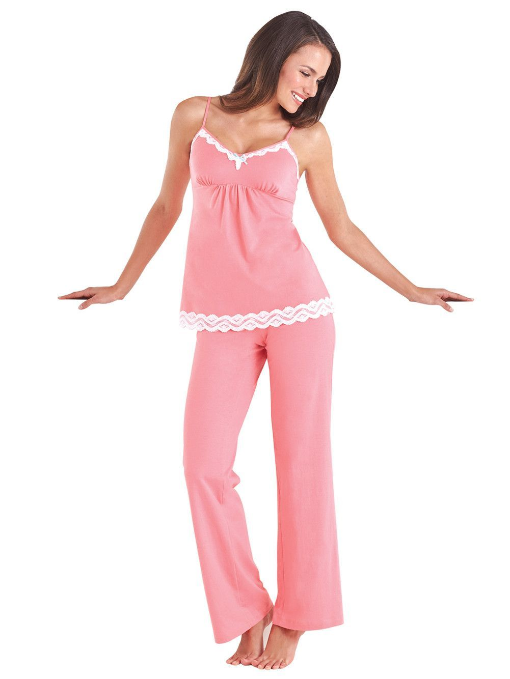 3793 Pijama Dama Ilusion Ropa Moda Estilo Ropa Intima