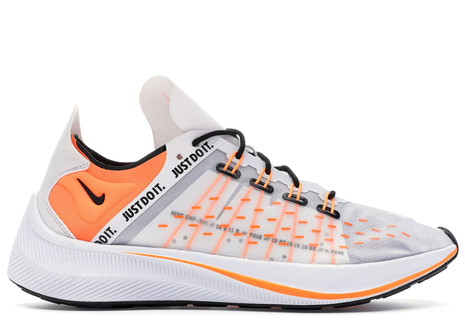 NIKE EXPX14 JUST DO IT PACK WHITE. nike shoes Running