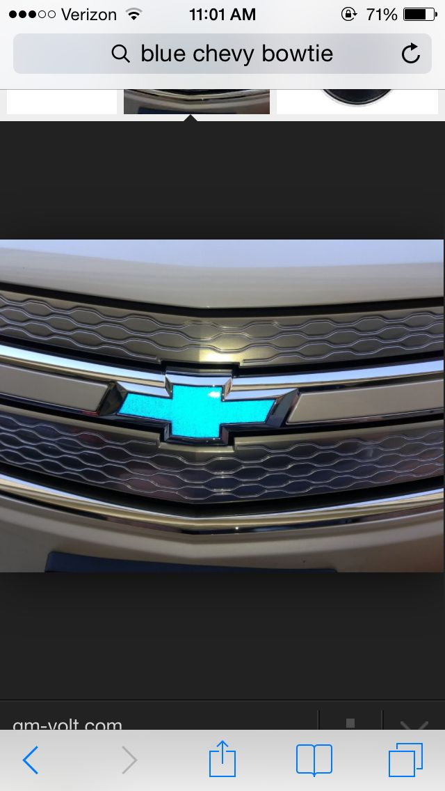 Tiffany Blue Chevy Bowtie Blue Car Accessories Chevy Silverado