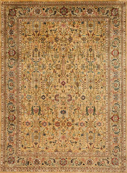 Golden Age Brilliance Samad Hand Made Carpets