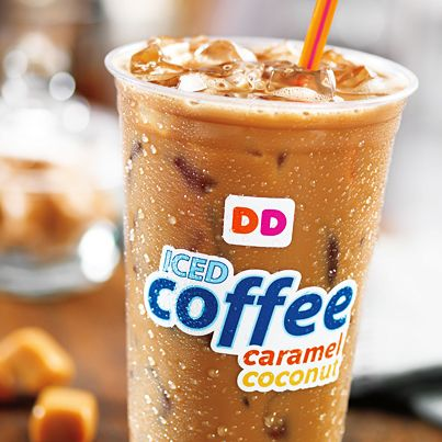 Dunkin Doughnuts Caramel Iced Coffee Recipe Blog Dandk