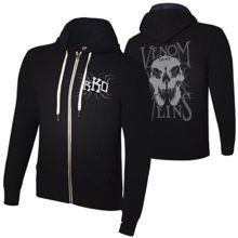 "Randy Orton ""Venom"" Unisex Lightweight Full-Zip Hoodie Sweatshirt"