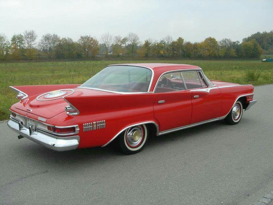 1961 Chrysler New Yorker 4Door Hardtop Chrysler new